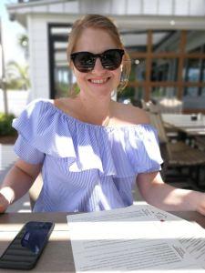 Perfil de líder: Amy - ándale mujer