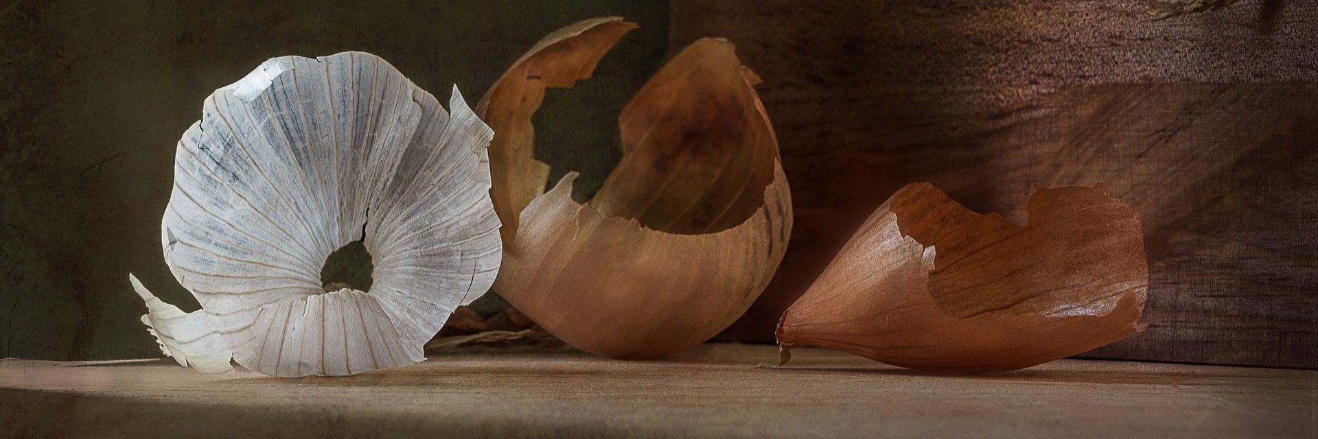 Living garlic-free