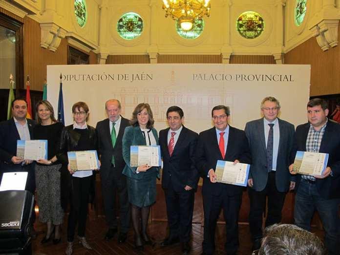 Paisajes del olivar- Patrimonio Mundial de Andalucía
