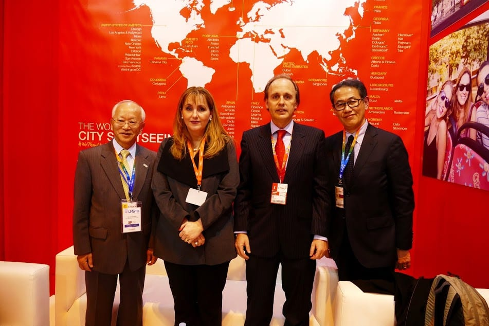 City Sightseeing Fitur 2018