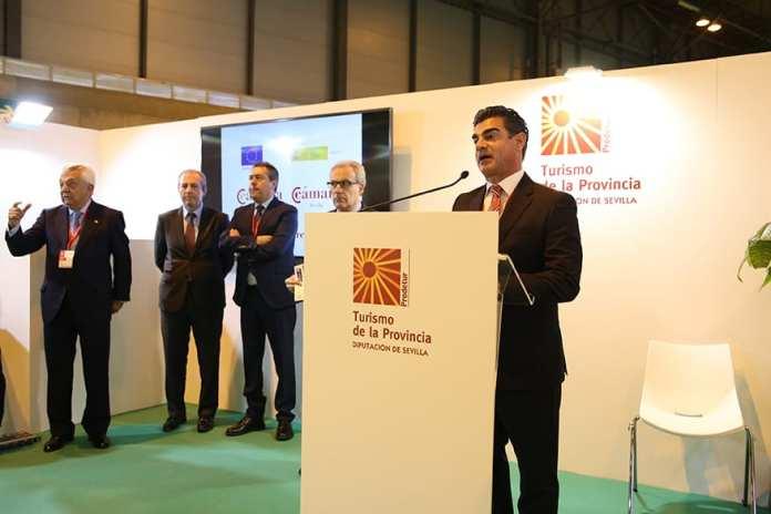 Diputación Sevilla Turismo Provincia Fitur 2018
