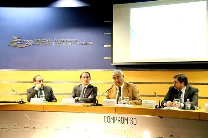 Arellano innovación empresarial en Andalucía