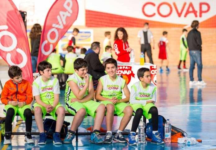 Copa COVAP -Consejo Andaluz de Colegios Oficiales de Dentistas
