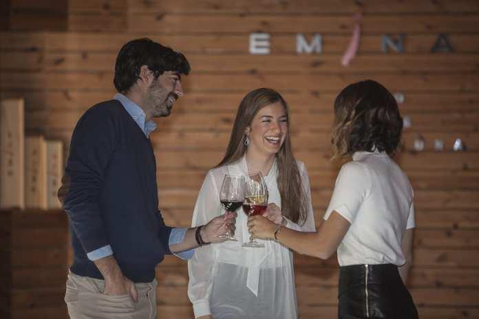 Jornada jovenes por el vino