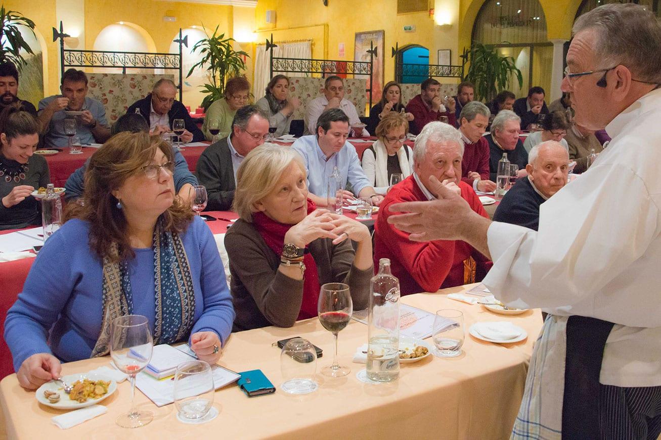 Seminario del Arroz - Alabardero Sevilla