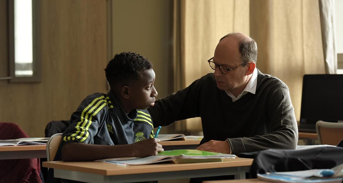El buen maestro una película de Olivier Ayache-Vidal