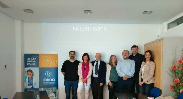 IBIMA proyecto internacional Alzheimer