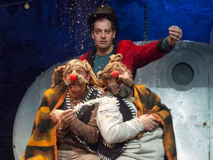 Teatro Paraíso presenta el espectáculo Lunaticus Circus