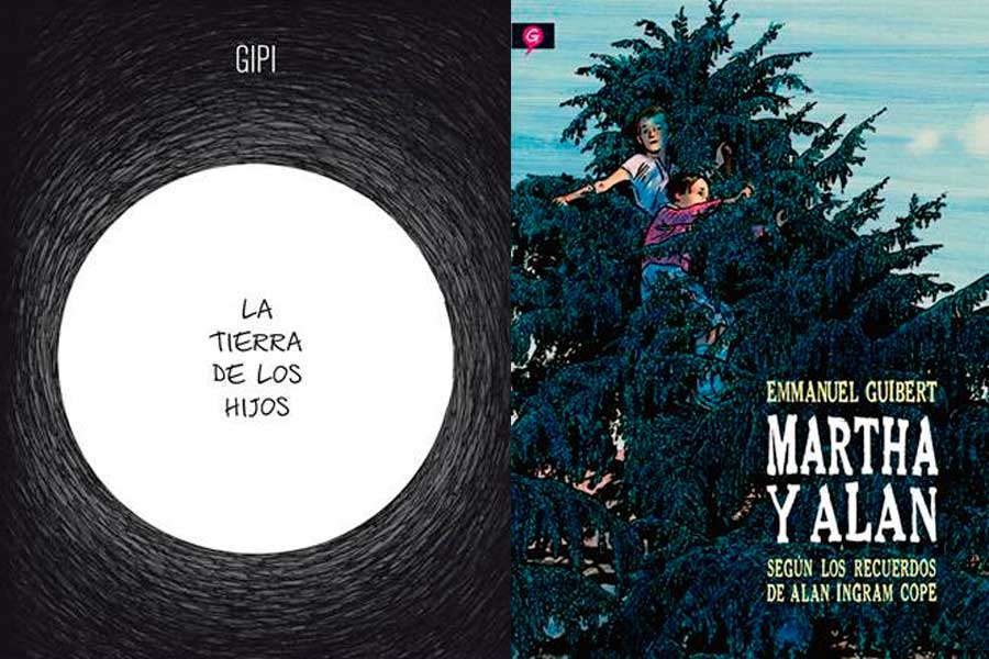 Marta-y-Alan E.Guibert Salamandra Graphic