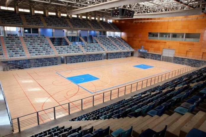 Palacio Deportes Carolina Marín - Huelva 2018