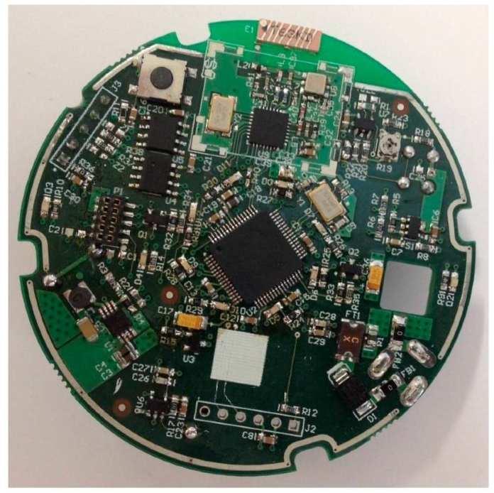 Sensor detector gases industria