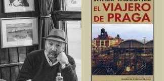 Javier Vasconez El viajero de Praga