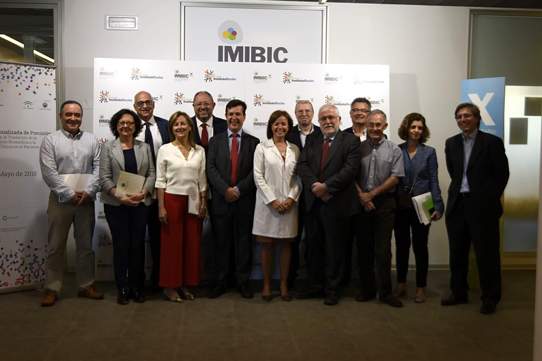 El IMIBIC y la Fundación Instituto Roche