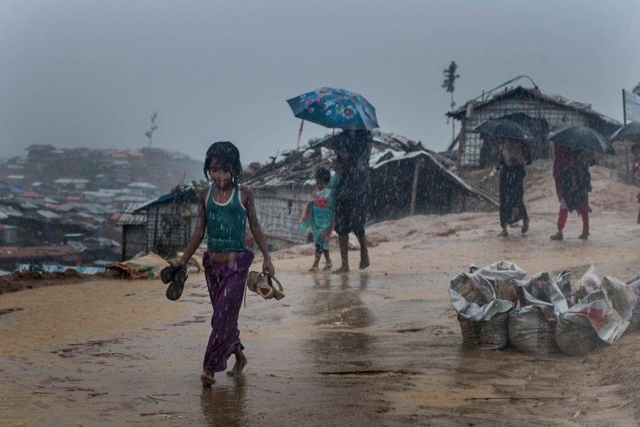 Campo de refugiados de Kutupalong