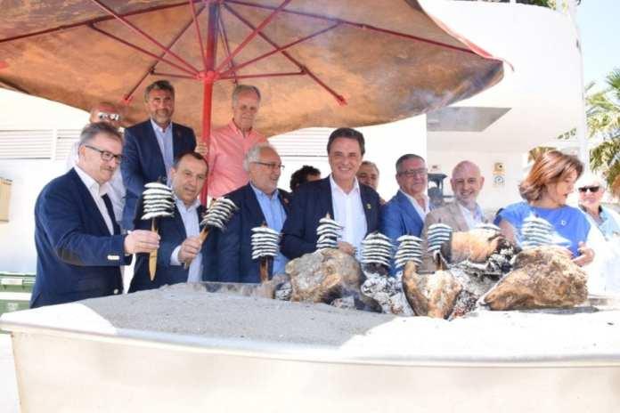 Espeto de sardinas como Patrimonio Cultural Inmaterial de la Humanidad de la UNESCO