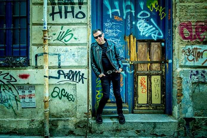 Jose Antonio Garcia estrena single