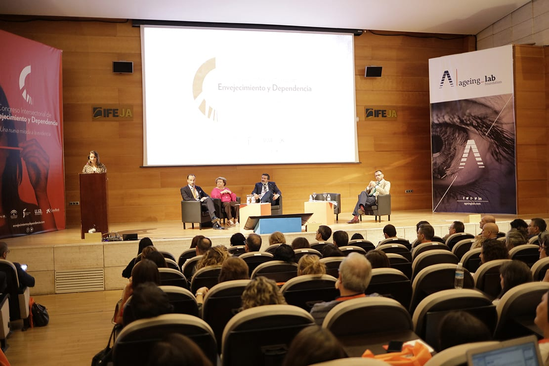 II Congreso Intersectorial de Envejecimiento y Dependencia