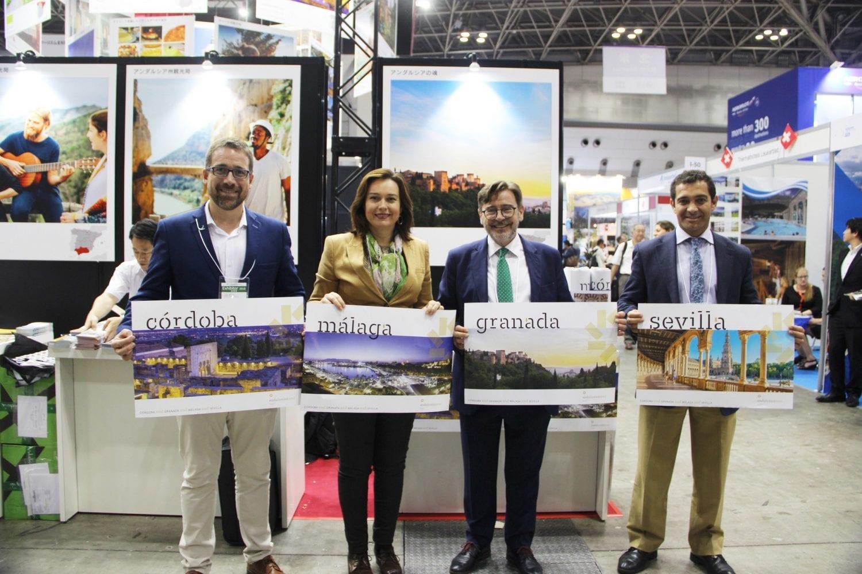 Delegación Andalusian Soul JATA STAND