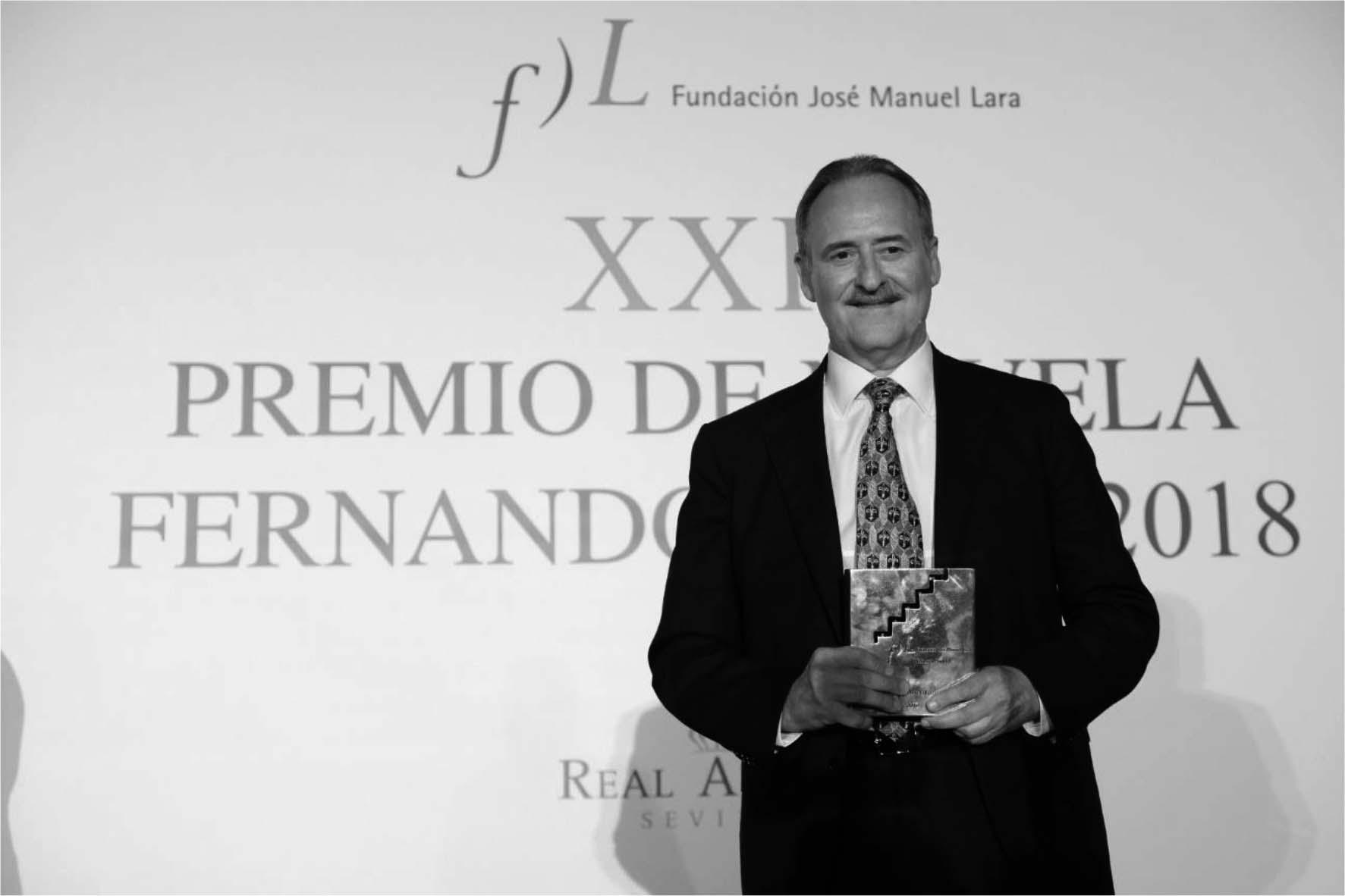 La presentación será el 25 de septiembre a las 20.00 horas en la Cámara de Comercio de Sevilla.