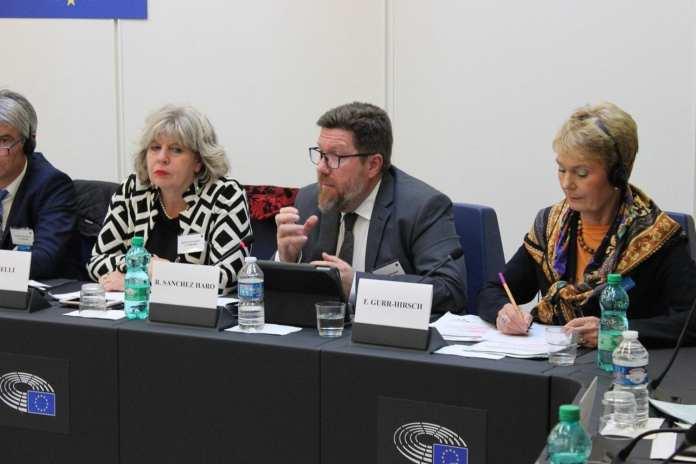 Estrasburgo Coalición PAC