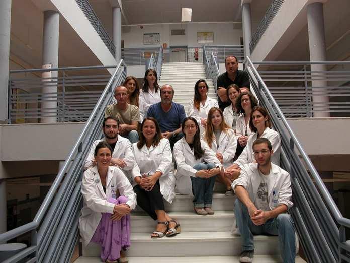 Grupo de investigación 'Residuos de plaguicidas' de la Universidad de Almería, responsable del estudio