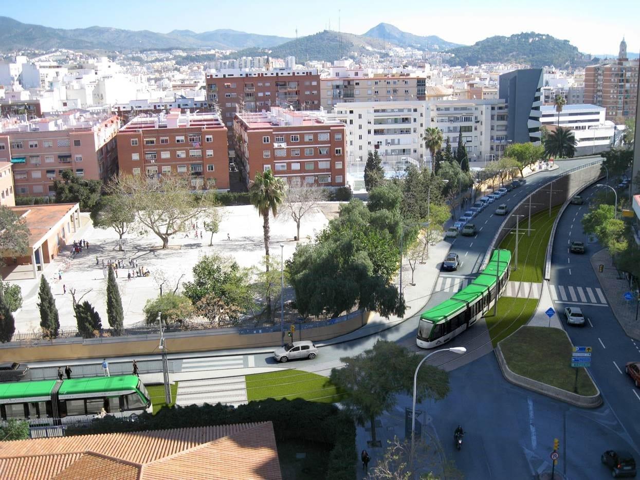 Metro Guadalmedina