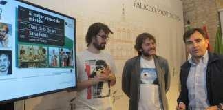 Presentación nueva cita Encuentros con el Cine Español
