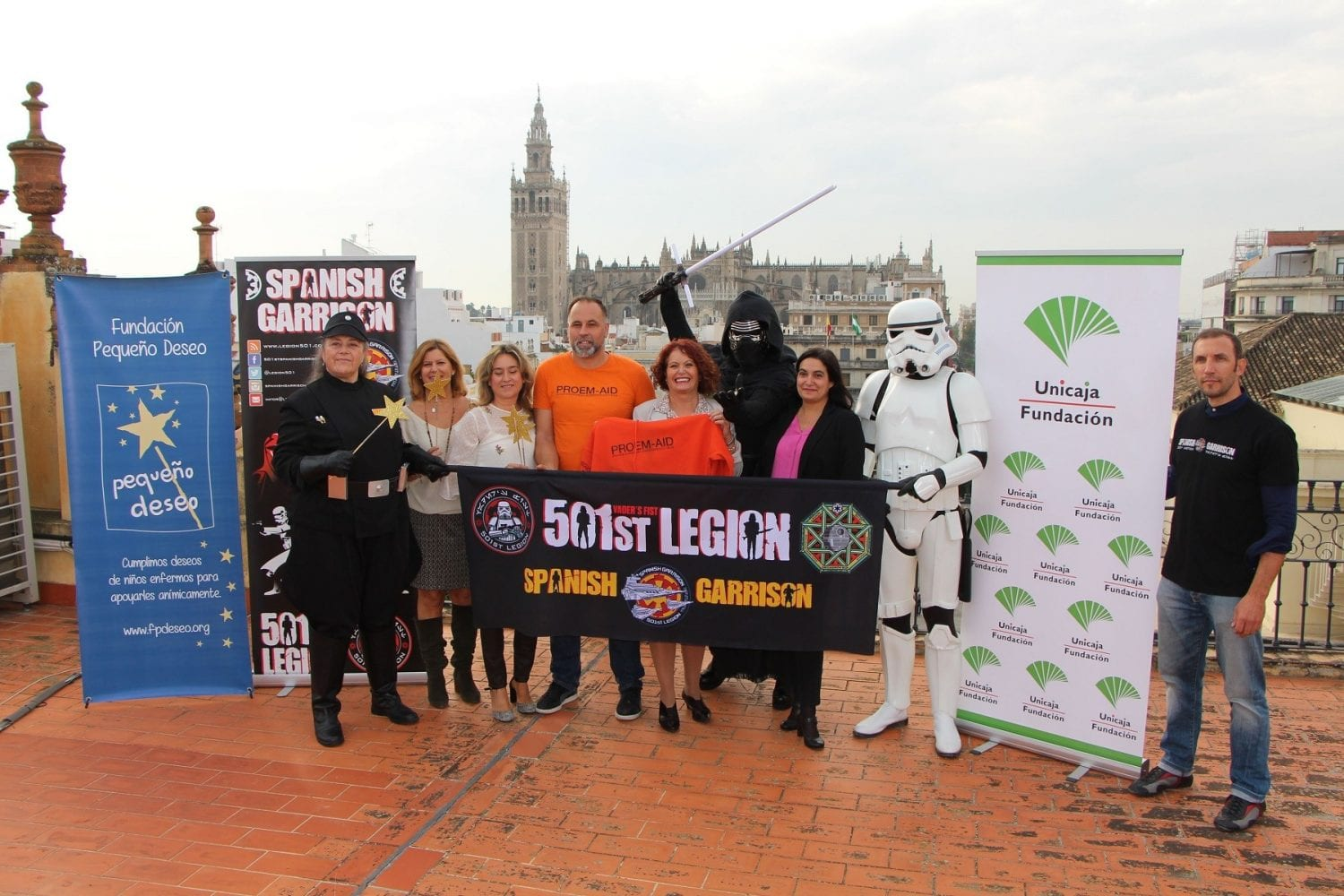 Star Wars Training Day Sevilla