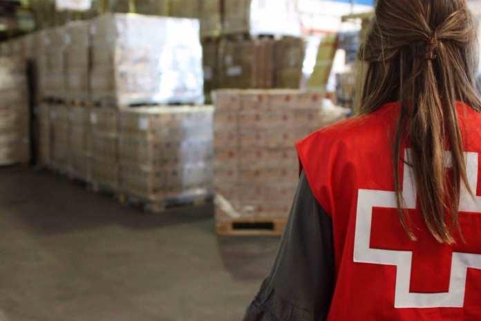 Alimentos_Cruz Roja