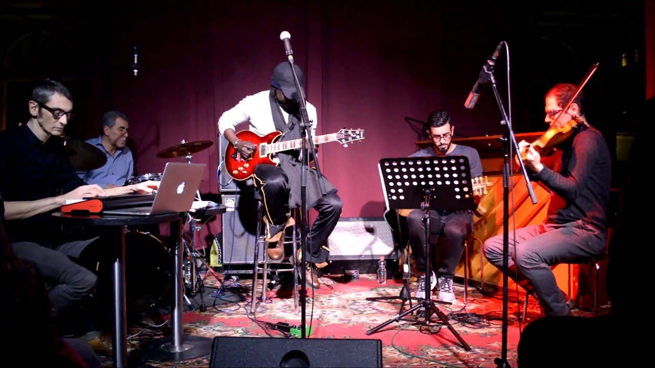 Soundroutes Band
