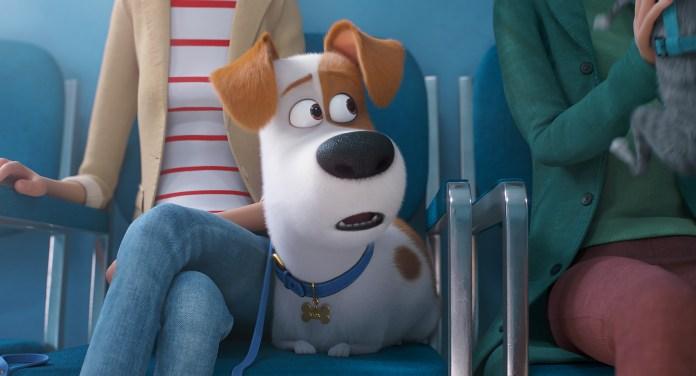 Mascotas 2 película