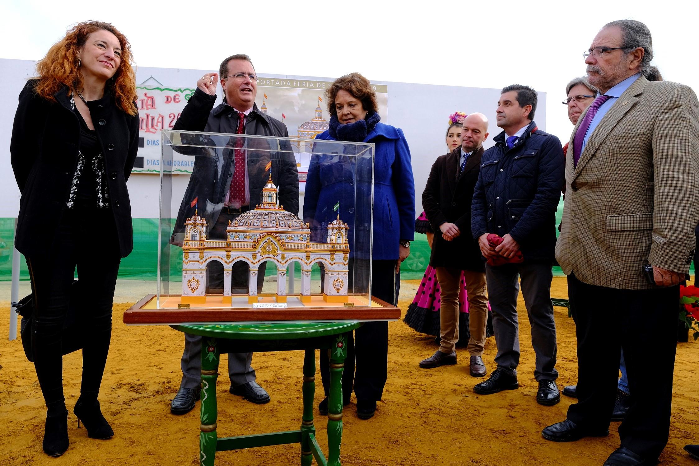 Cabrera primer tubo portada Feria Sevilla