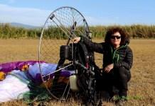 "Karen Skinner XX Festival Internacional del Aire ""El Yelmo"""