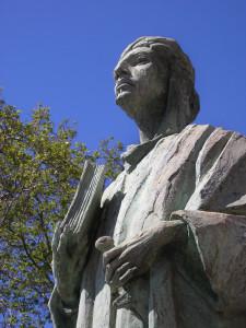تمثال محمد بن أبى عامر