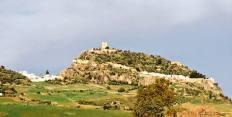 The Nasrid village of Zahara de la Sierra