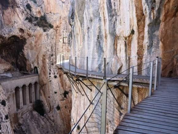 visitare_caminito_del_rey_infrastruttura