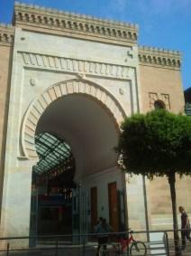 Una porta dell'Atarazanas.