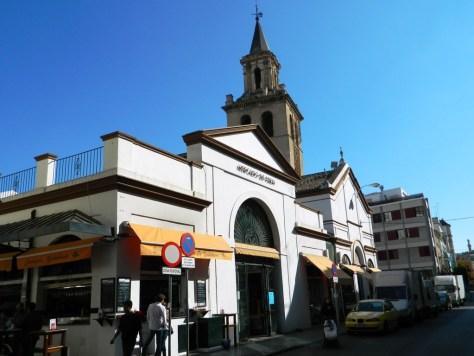 Il Mercado de la Calle Feria.