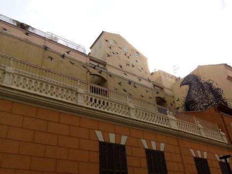 Cosa vedere al Soho di Malaga - Una spettacolare opera di Street Art.