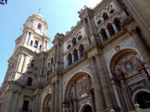 Cosa vedere a Malaga - catedral