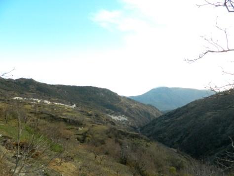 Cosa vedere Alpujarra_Granada_Valle Poqueira