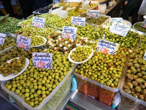 Olio Andalusia Cosa Mangiare