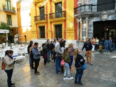 Malaga weekend cosa fare obispo