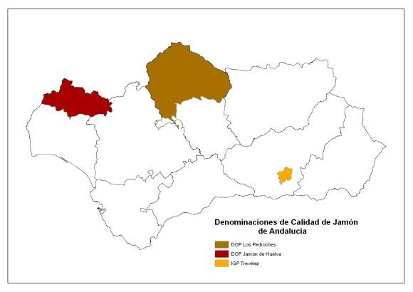 jamon Andalusia