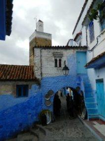 cosa vedere chefchaouen marocco medina archi