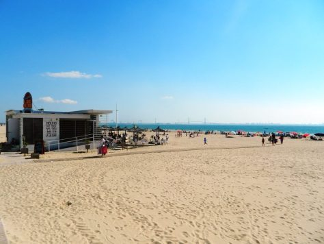Cosa vedere andalusia N-IV spiaggia