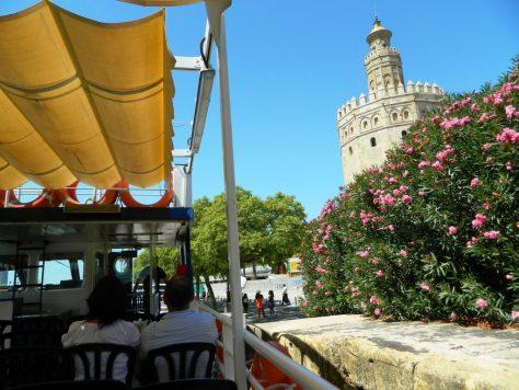 Battello_Siviglia_Fiume_Guadalquivir