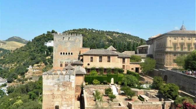 Itinerario in Andalusia: Siviglia, Cordoba, Granada e Malaga