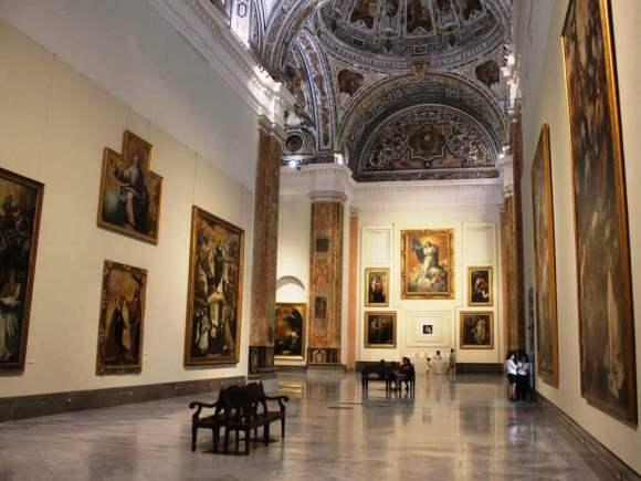 Cosa fare a siviglia museo_bellas_artes