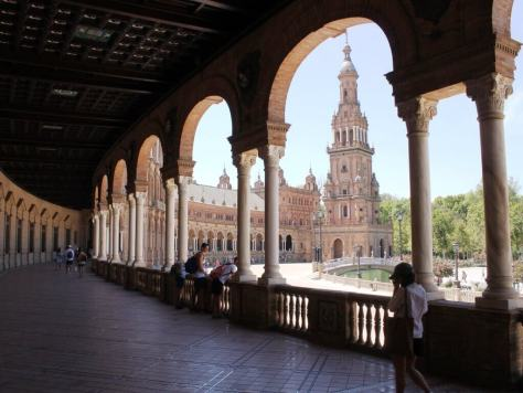 Dove_andare_Andalusia_plazaespaña